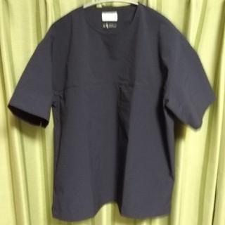 レイジブルー(RAGEBLUE)のレイジブルー シアサッカープルオーバーTシャツ(Tシャツ/カットソー(半袖/袖なし))