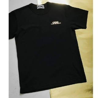 コムデギャルソン(COMME des GARCONS)のCDG ゴールドロゴ Tシャツ 名古屋POP UP限定(Tシャツ/カットソー(半袖/袖なし))