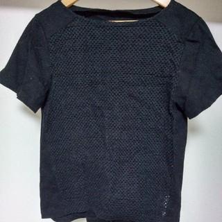 アダムエロぺ(Adam et Rope')のAdam et Rope 黒Tシャツ(Tシャツ(半袖/袖なし))