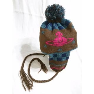 Vivienne Westwood/ロープ付き ニット帽