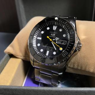 セイコー(SEIKO)のSEIKO 5 sports snzf17  urchin セイコー5 mod(腕時計(アナログ))