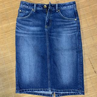 ロデオクラウンズワイドボウル(RODEO CROWNS WIDE BOWL)のタイトスカート(ひざ丈スカート)