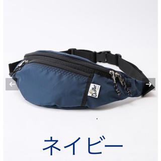 ドゥーズィエムクラス(DEUXIEME CLASSE)の美品★DRIFTER BODY BAG ドリフター(ボディバッグ/ウエストポーチ)