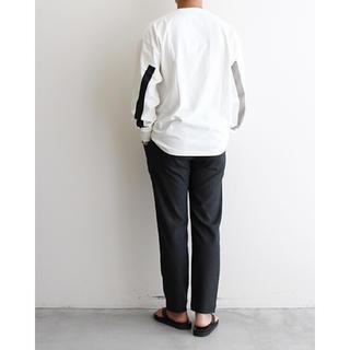 コモリ(COMOLI)のkaptain sunshine キャプテンサンシャイン ロンT 38(Tシャツ/カットソー(七分/長袖))