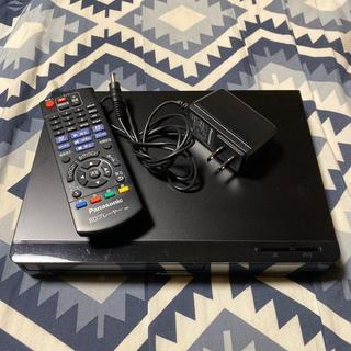 パナソニック(Panasonic)のBlu-ray、DVDプレイヤー(DVDプレーヤー)