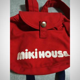 mikihouse - ミキハウス  ミニリュック