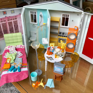 バービー(Barbie)のバービーハウス レア(ぬいぐるみ/人形)