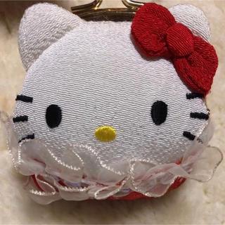 ハローキティ - 新品未使用 キティちゃん 小銭入れ