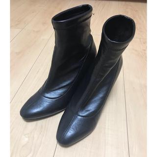 ショートブーツ[値下げ](ブーツ)