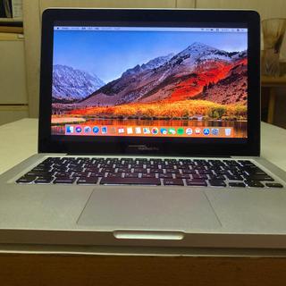 マック(MAC)のMacBookpro13インチ 2011年式(ノートPC)
