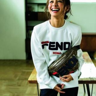 フェンディ(FENDI)のFENDI トレーナー(トレーナー/スウェット)
