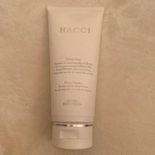 ハッチ(HACCI)のHACCIのボディクリーム(ボディクリーム)