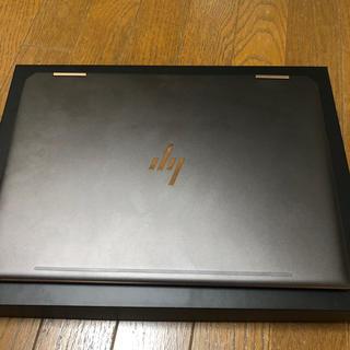 ヒューレットパッカード(HP)のHP ヒューレットパッカード spectre x360(ノートPC)