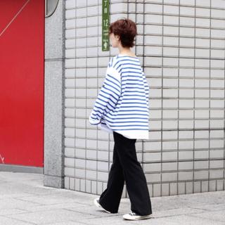 コモリ(COMOLI)のoutil TRICOT AAST (Tシャツ/カットソー(七分/長袖))