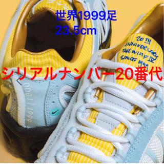 ナイキ(NIKE)のNIKE AIR MAX TAILWIND Ⅳ  23.5(スニーカー)