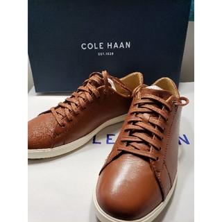 コールハーン(Cole Haan)のCOLE HAAN Men'sスニーカー 新品 24.5cm(スニーカー)