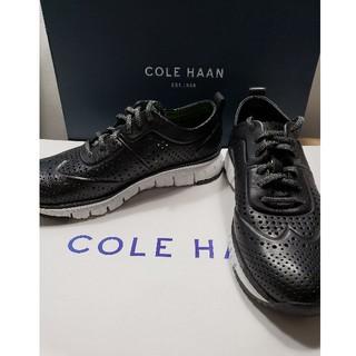 コールハーン(Cole Haan)のCOLE HAAN メンズスニーカー 24.5cm(スニーカー)