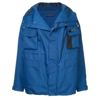バレンシアガ(Balenciaga)のBalenciaga リフレクタージャケット 定価約38万円 確実正規品 (ダウンジャケット)
