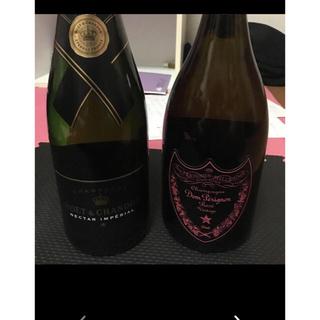 ドンペリニヨン(Dom Pérignon)のシャンパン二本(シャンパン/スパークリングワイン)