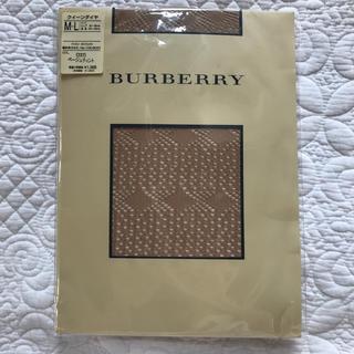 BURBERRY - タイツ ストッキング 日本製 バーバリー
