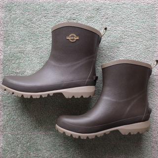 モンベル(mont bell)のmont-bell パンタナルブーツ  ショート ブラウン 26cm(長靴/レインシューズ)