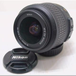 ニコン(Nikon)のNikon AF-S NIKKOR 18-55mm F3.5-5.6G VR(レンズ(ズーム))
