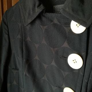 ミナペルホネン(mina perhonen)の今週末まで限定価格!美品 mina perhonen ジャケット ネイビー(テーラードジャケット)