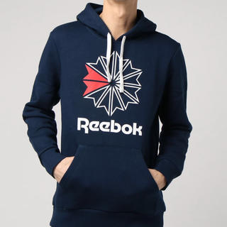 リーボック(Reebok)のReebok classic プルパーカー【新品・未使用】(パーカー)