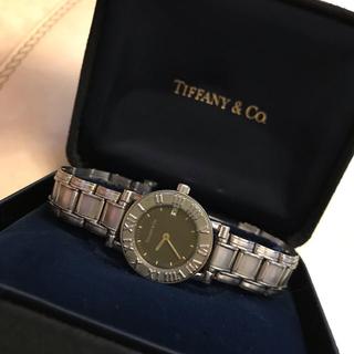 ティファニー(Tiffany & Co.)のTiffany ティファニー アトラス 腕時計 レディース(腕時計)