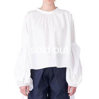 サカイ(sacai)のレキサミ 白シャツ  (シャツ/ブラウス(長袖/七分))