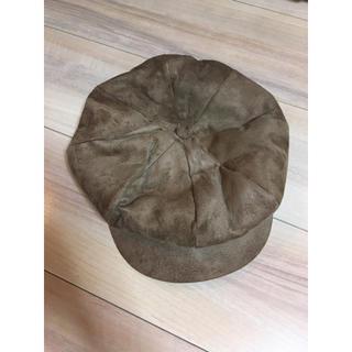 WEGO - ウィゴー キャスケット 帽子 新品