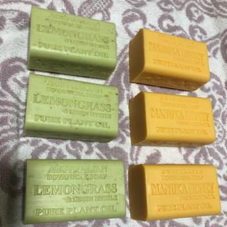 コストコ(コストコ)の オーストラリアンボタニカルソープ 6個セット(ボディソープ / 石鹸)