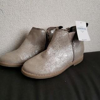 ベビーギャップ(babyGAP)の10月限定特価♡babyGap♡ショートブーツ16.5cm(ブーツ)