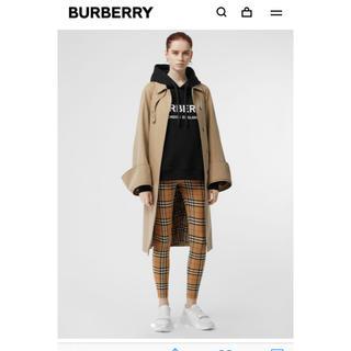 バーバリー(BURBERRY)のバーバリー レギンス 2019SS 新品試着のみ(レギンス/スパッツ)