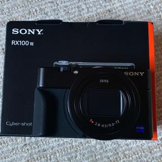 ソニー(SONY)のSONY RX100 M7(コンパクトデジタルカメラ)