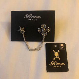 Roen - Roen(ロエン)』×『SWANK NewYork』 コラボ ピンズ 日本製