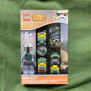 レゴ(Lego)のスターウォーズクロックアナログ時計 LEGO(腕時計)