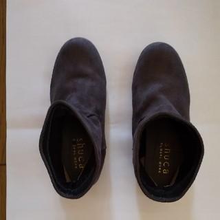 グローバルワーク(GLOBAL WORK)のショートブーツ Sサイズ(ブーツ)