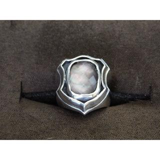 レガリア ロイヤルシールドリング 15号 REGALIA リング アクセサリー(リング(指輪))