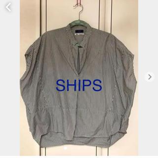 シップス(SHIPS)のships トップス(シャツ/ブラウス(半袖/袖なし))