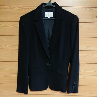 M-premier - エムプルミエ スーツ上着 ジャケット ブラック 36