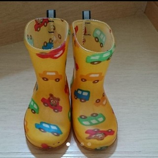 ミキハウス(mikihouse)のミキハウス キッズ 長靴 13㎝(長靴/レインシューズ)