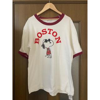 ビューティアンドユースユナイテッドアローズ(BEAUTY&YOUTH UNITED ARROWS)のroku スヌーピー Tシャツ(Tシャツ(半袖/袖なし))