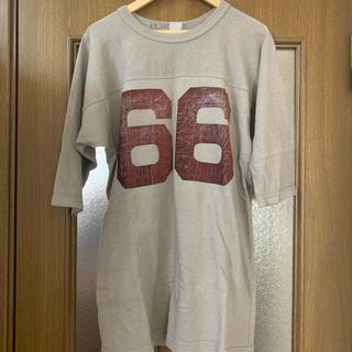 ビューティアンドユースユナイテッドアローズ(BEAUTY&YOUTH UNITED ARROWS)のroku  ナンバリング Tシャツ(Tシャツ(半袖/袖なし))