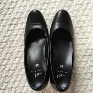 ワコール(Wacoal)のワコールサクセスウォーク ワコール 靴 パンプス 黒パンプス(ハイヒール/パンプス)