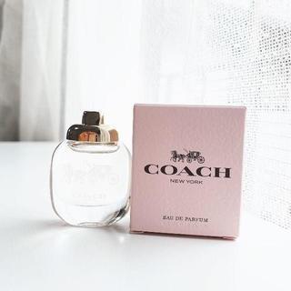 コーチ(COACH)のコーチ オードパルファム EDP 4.5ml (香水(女性用))