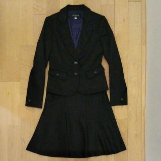 ミッシェルクラン(MICHEL KLEIN)の美品☆MICHEL KLEIN スカートスーツ(スーツ)