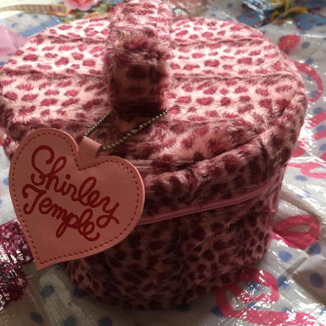 Shirley Temple(シャーリーテンプル)の新品シャーリーテンプル鏡付きバック キッズ/ベビー/マタニティのこども用バッグ(その他)の商品写真