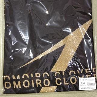 モモイロクローバーゼット(ももいろクローバーZ)の「MOMOIRO CLOVER Z」Tシャツ(BLACK)(Tシャツ(半袖/袖なし))