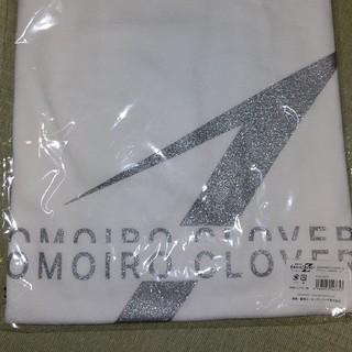 モモイロクローバーゼット(ももいろクローバーZ)の「MOMOIRO CLOVER Z」Tシャツ(WHITE)(Tシャツ(半袖/袖なし))